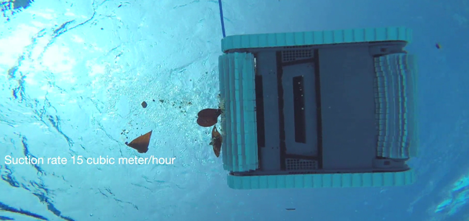 POOL CLEANING ROBOT | J.D.Pools